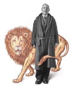 aslan-and-c-s-lewis