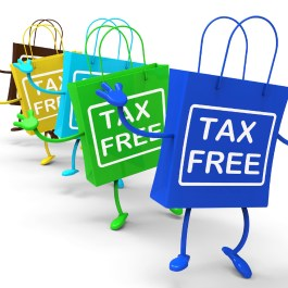 Tax Free Shopping in Delaware