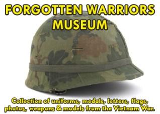 Forgotten Warriors Museum - Cape May Airport