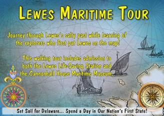 Lewes Maritime Tour