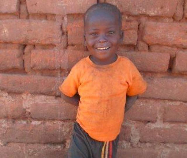 David Lives In Kenya And Needs Food And Water