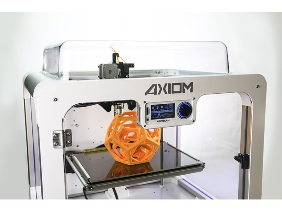 AXIOM 3d printer