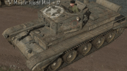 Aris' Cromwell VII, VII Rhino and VIII Mod Pack for CM Normandy