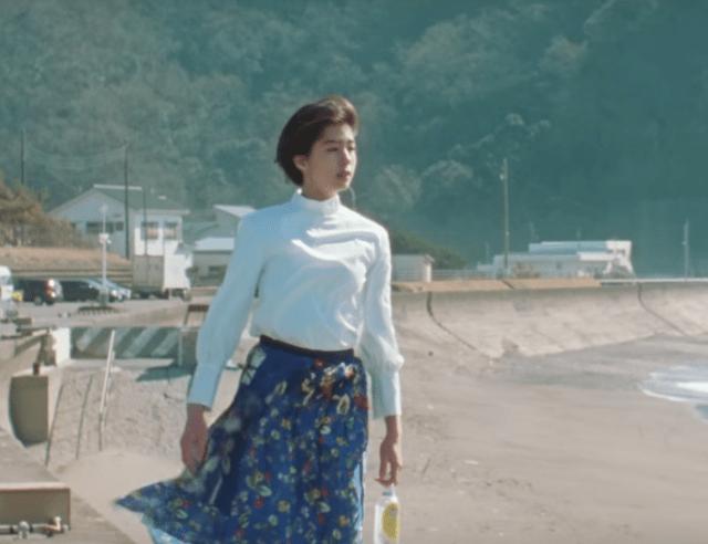 女優 歴代 cm キリンレモン