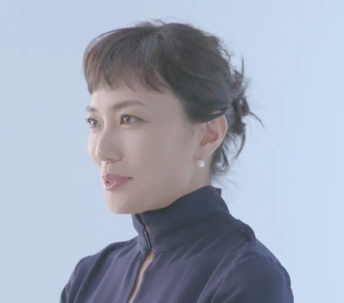 板谷由夏 ワコールラゼ CM