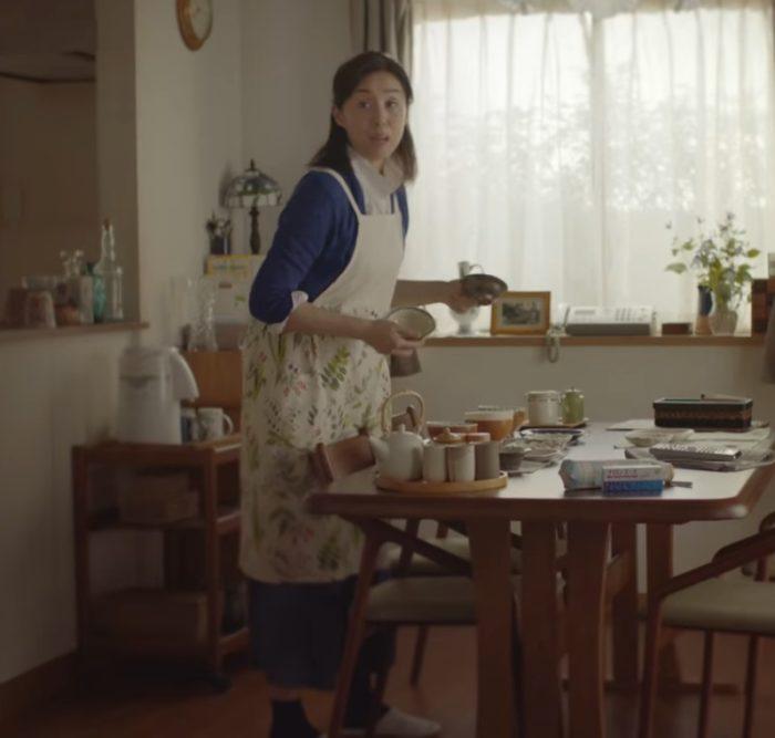 塩田朋子 ナロンエース CM