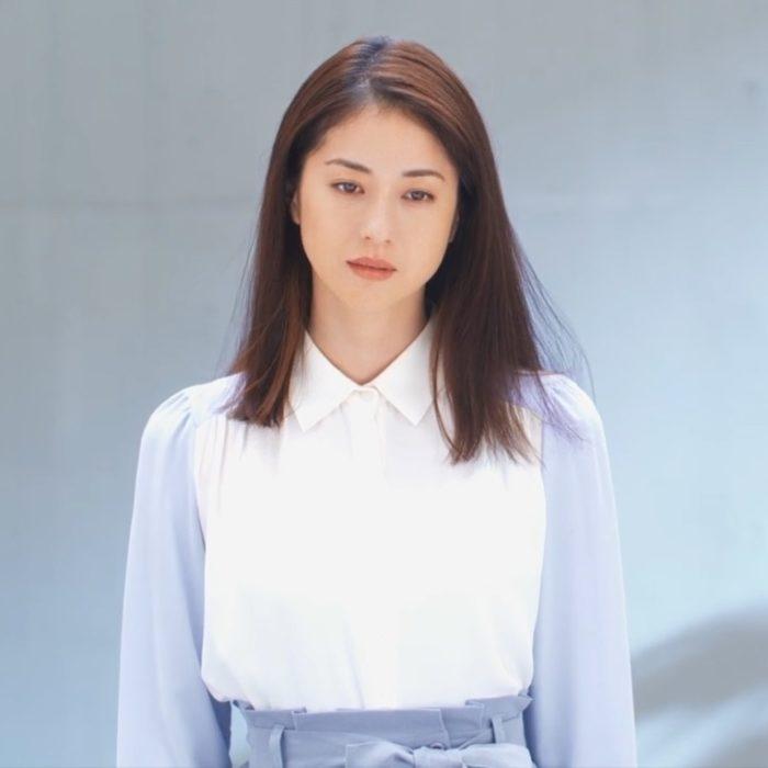 松本若菜 鳥取銀行 CM