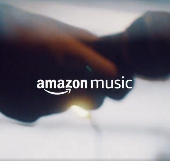 アマゾンミュージック CM