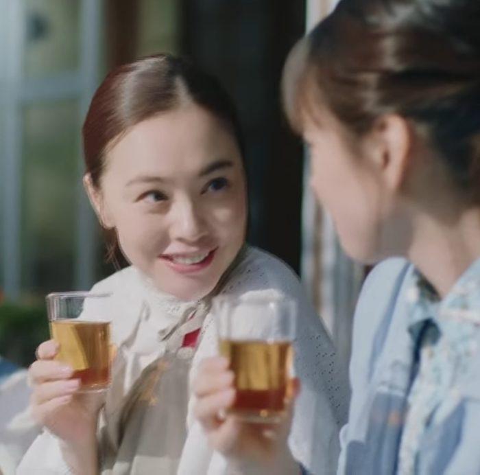 アサヒビールcm女優