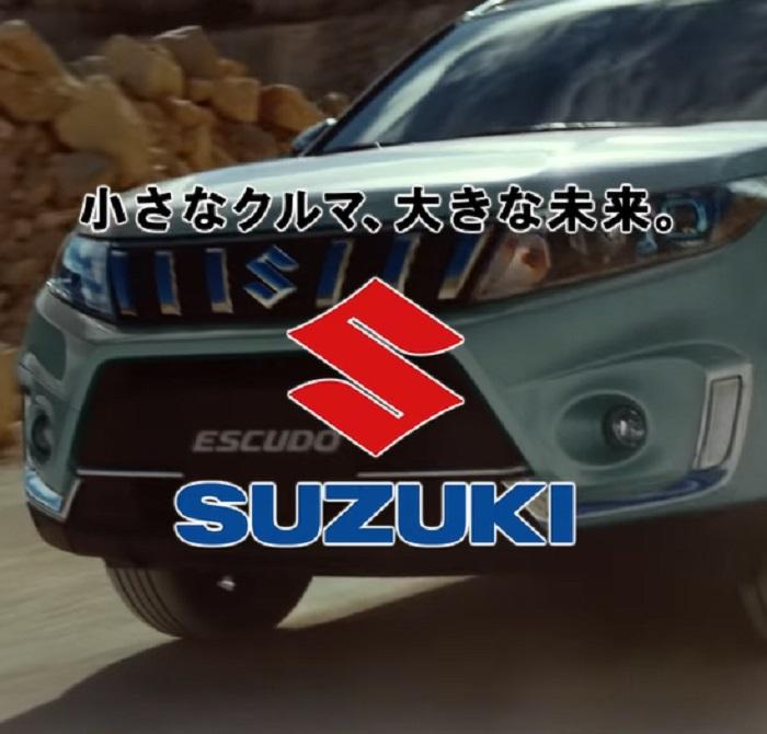 SUZUKI エスクード CM
