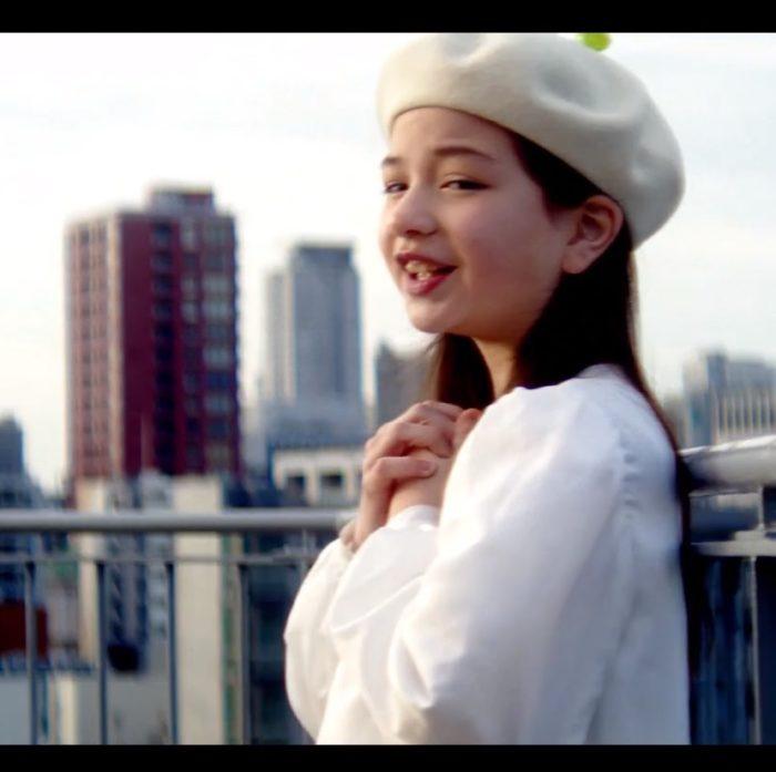 田中富愛 スープマロニーちゃん CM