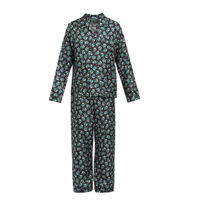 PRADA シルクツイルパジャマ