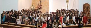 Fiesta Colegio Mayor Montellano Salamanca