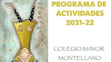 Photo of Programa de actividades 2021-22