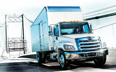 Hino 268A Conventional