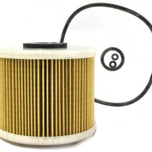 Secondary Air Filter for 2013 and newer Hino 155/195 trucks.