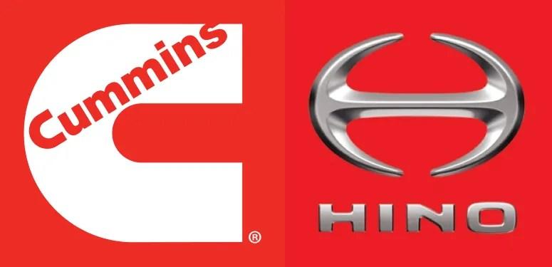 Hino and Cummins Announce Partnership