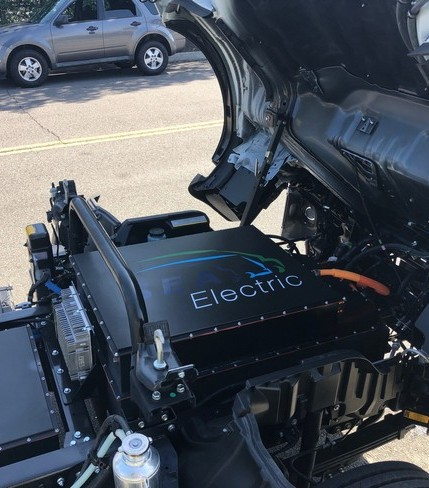 SEA Electric Truck