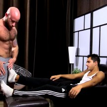 gay feet porn