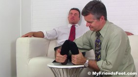 male foot fetish
