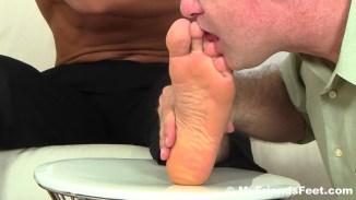 gay foot