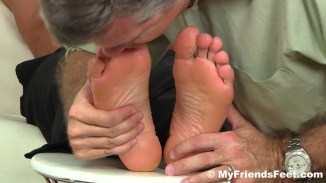 gay feet fetish