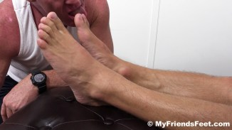 perfect gay feet
