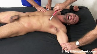 gay tickled