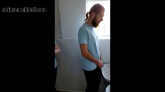 guy pissing