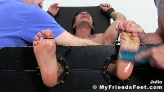 man foot fetish