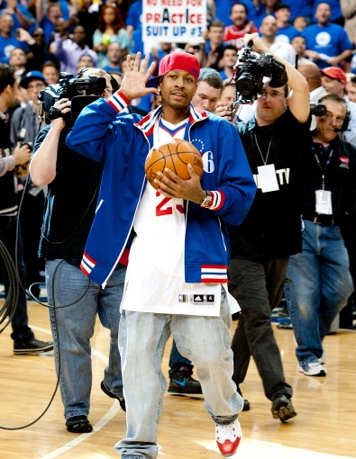 Throwback Allen Iverson Interview on Dress Code by Hood