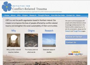 Initiative for Conflict-Related Trauma website