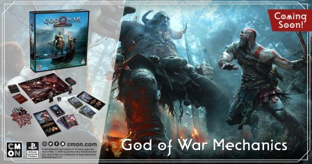 Image result for god of war card game