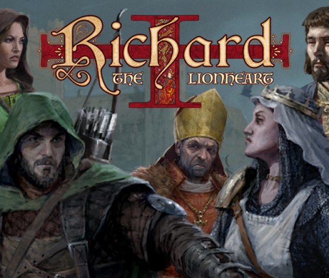 Richard The Lionheart Trust Can Only Take You So Far