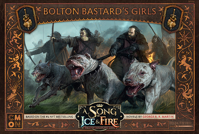 Bolton Bastard's Girls