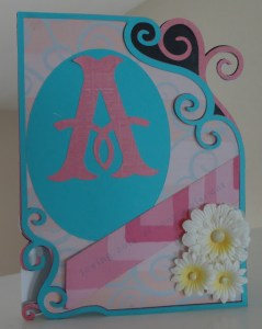 Get Crafty with Cards: New Baby for my BFF!