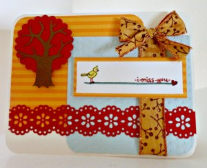 Get Crafty with Cards: Meljen's Challenge #125 – Anything Goes