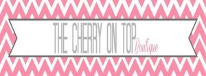 Win It Wednesday from The Cherry on Top Boutique!