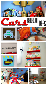 DIY Cars Bedroom Ideas