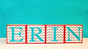 Name Blocks for a Cute, Custom Nursery