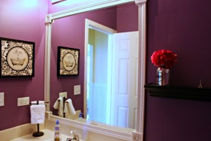 Bathroom Transformation: DIY a Pretty Powder Room on a Budget