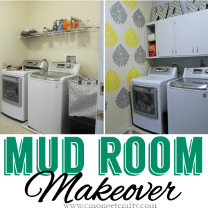 Mudroom Makeover: Updating Our New Home