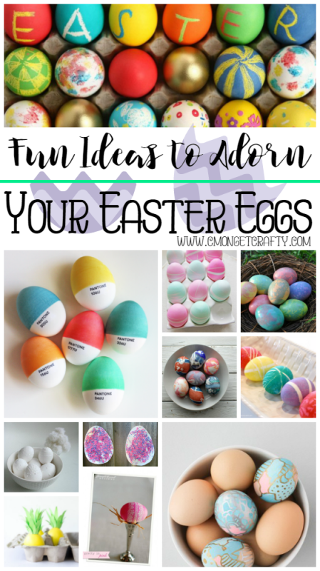 10 Fun and Affordable Easter Egg Decorating Ideas