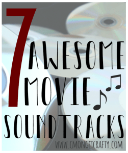 Movie Monday: 7 Awesome Movie Soundtracks