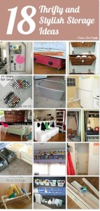 Storage In Style: 18 Awesome Storage Ideas