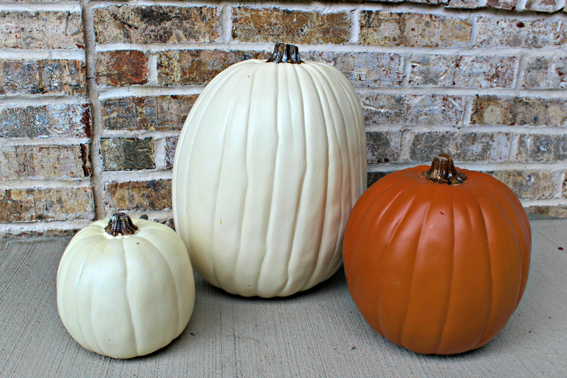 pumpkin makeover