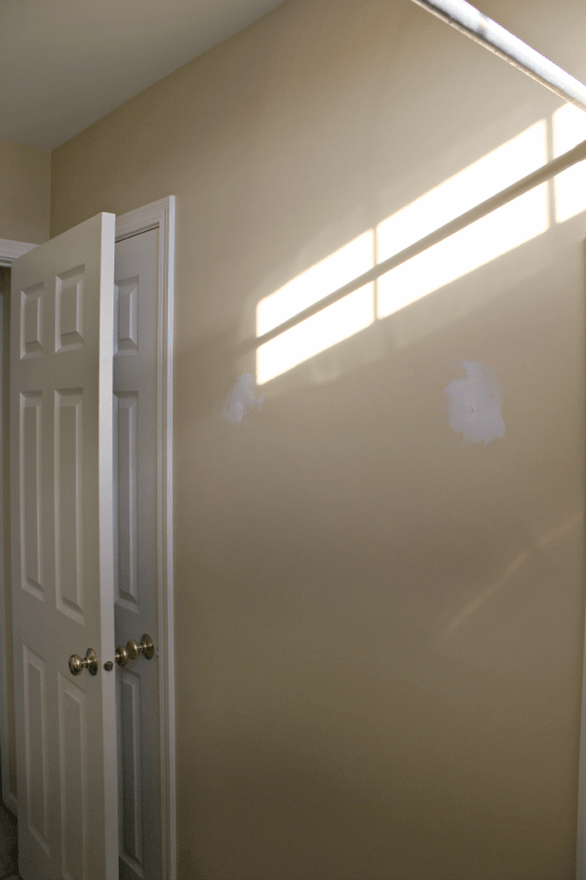 Bathroom Makeover with Nautica Paint