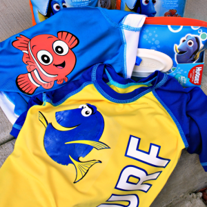 Make Your Own Finding Dory Swim Shirt
