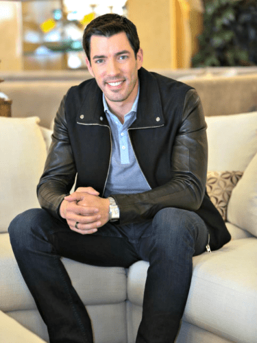 Drew Scott of the Property Brothers