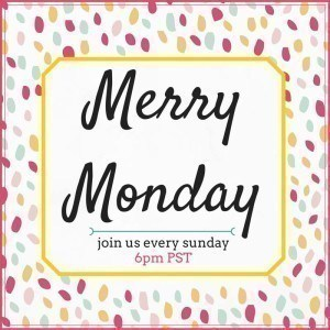 Welcome to the Merry Monday Link Party #135